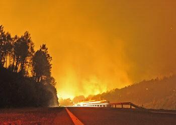 2017, uno de los peores años de incendios en España