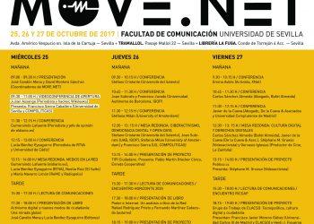 El Congreso Move.net reune a activistas y expertos mundiales de la tecnopolítica a partir de mañana en la Universidad de Sevilla