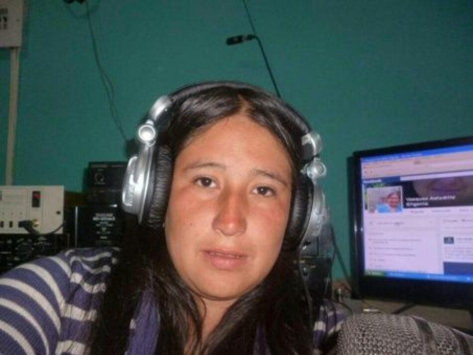 Colombia: Asesinan a comunera Efigenia Vásquez tras ataque del Esmad