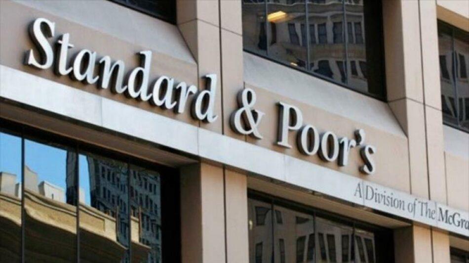 Agencia estadounidense S&P declara a Venezuela en default parcial