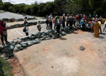 Indígenas de Colombia: Santos incumple acuerdo de paz