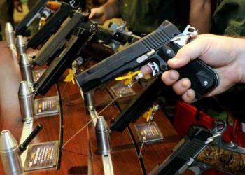 Ventas de armas se dispararon durante el Viernes negro en EE.UU.