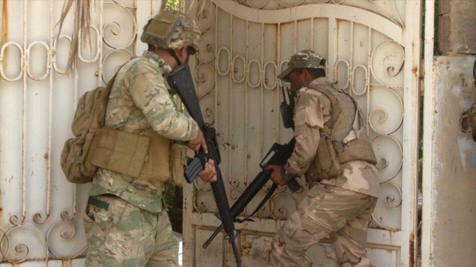 Fuerzas iraquíes le arrebatan a Daesh su último bastión en Irak