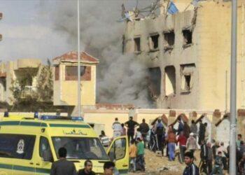 Egipto: Asalto a mezquita en Sinaí deja al menos 200 muertos