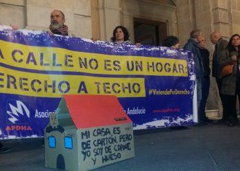"""Para que """"la calle no sea un hogar"""", en Sevilla, queda mucho por hacer"""
