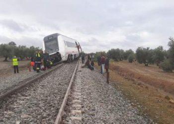 Podemos solicita al Gobierno que investigue y esclarezca las causas del accidente del tren de Málaga a Sevilla