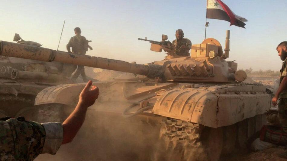 Putin: «El trabajo de combate» contra los terroristas en Siria «está llegando a su fin»