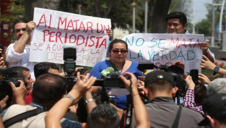 Impunidad y silencio: Asesinatos de periodistas latinoamericanos en 2017