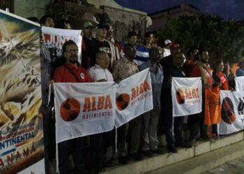 ALBA Movimientos. Declaración final de la 4ta. Reunión de Coordinación Continental. Panamá, noviembre 2017