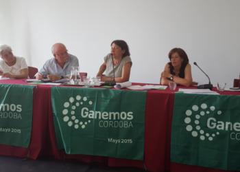 20 proyectos sociales se presentan a la primera edición del fondo social económico de Ganemos Córdoba