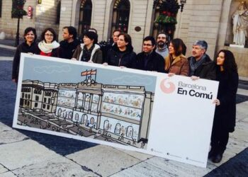 Barcelona En Comú escull la nova Direcció Executiva pels dos anys vinents