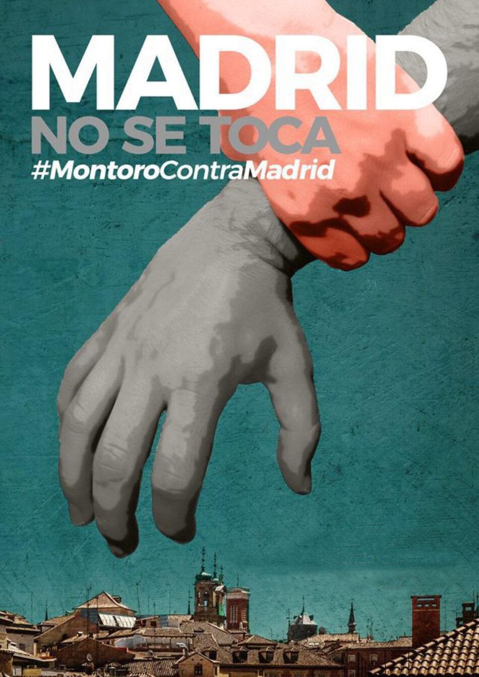 Madrid No Se Toca: la sociedad civil se mueve contra los recortes de Montoro y en defensa de la autonomía municipal