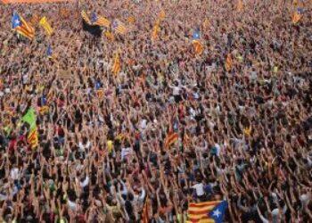 Sindicatos de clase de todo el Estado se solidarizan con el pueblo catalán