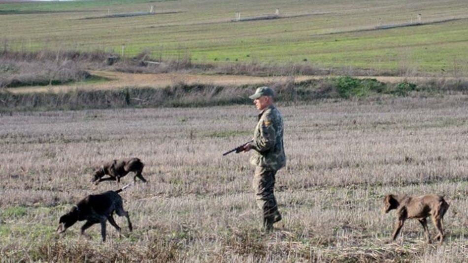 Ecologistas en Acción pide la suspensión temporal de la caza por el impacto de la sequía