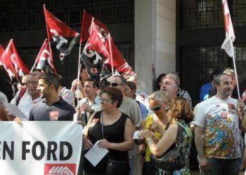 CGT se opone a los ajustes propuestos por Ford a la plantilla y llama a parar los recortes