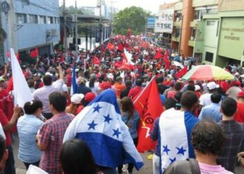 Honduras: Alianza de Oposición festeja victoria