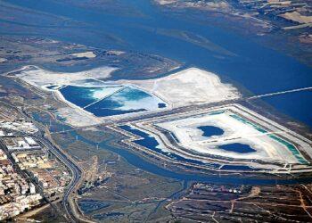 EQUO advierte del riesgo de colapso de las balsas de fosfoyesos