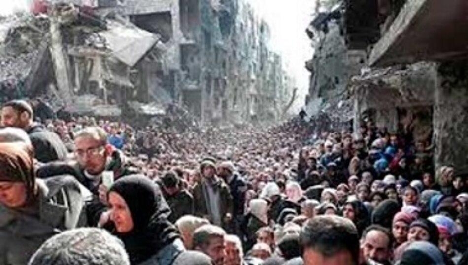 El horror de las cifras. La guerra de Siria en números