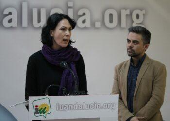 IU pide a la Junta que reconsidere su postura y dedique cerca de 560 millones de euros a la renta básica universal