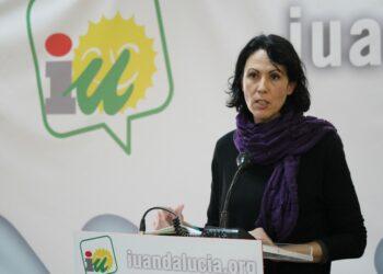 IU le pide a Díaz que aclare si apoyará la proposición de Ley que pretende que el techo de gasto no repercuta en los ayuntamientos saneados