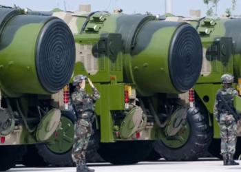 China produce un avanzado misil nuclear que establece una disuasión efectiva frente a EEUU