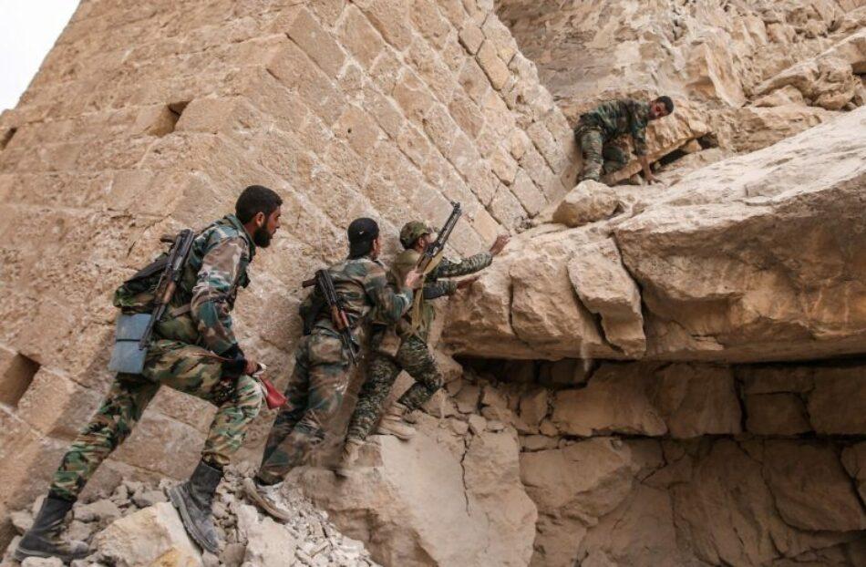 Ejército sirio toma localidades y colinas en la zona del Golán pese al apoyo israelí a Al Nusra
