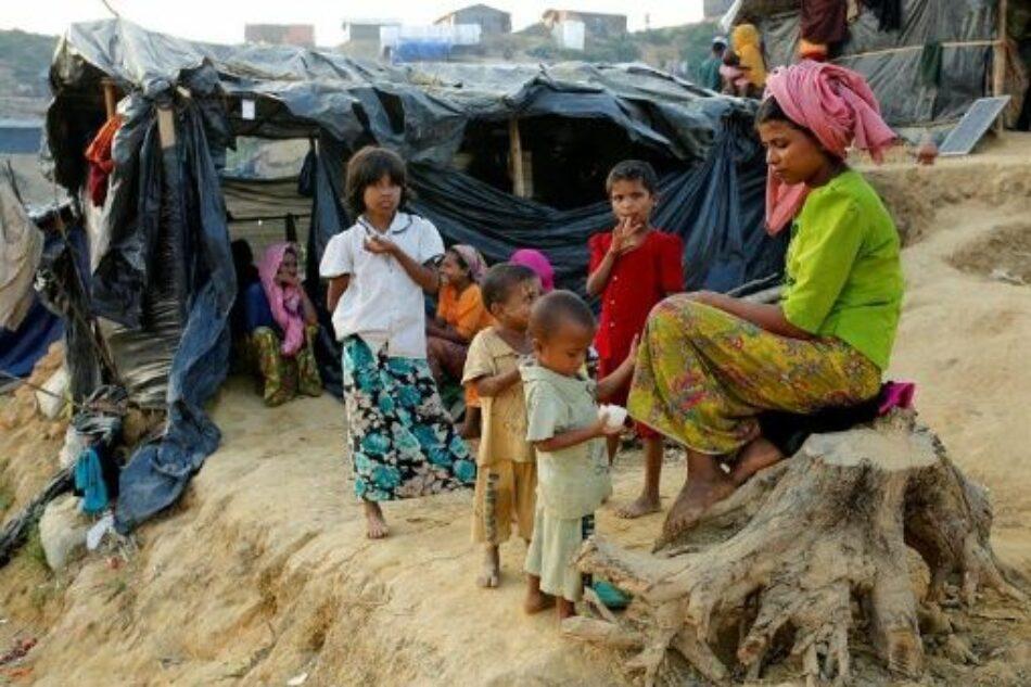 Myanmar y Bangladesh acuerdan repatriar a 622.000 rohingyas