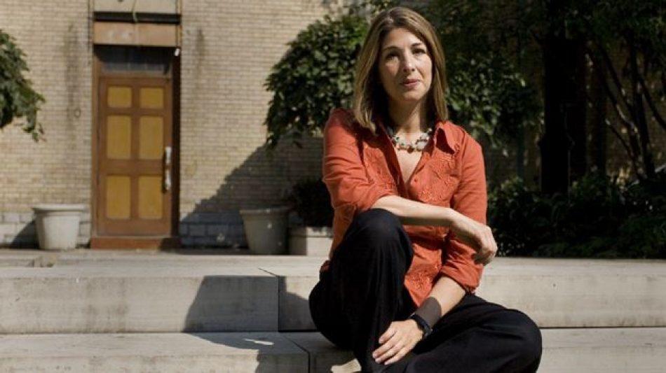 """Naomi Klein acusa al Gobierno español de activar un """"ataque flagrante a la democracia"""" en Catalunya"""