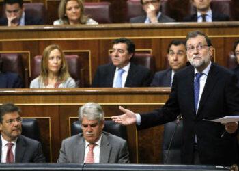 IU pide al instructor de los 'Papeles de Bárcenas' que cite a más directivos de la empresa Degremont cuyo antiguo presidente reconoció pagos al PP en el audio del chantaje a Rajoy