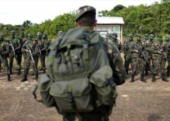 EEUU, Brasil, Colombia y Perú lanzan maniobra conjunta en Amazonía