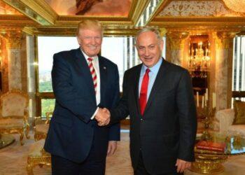 Netanyahu conduce a Trump a la guerra con Irán
