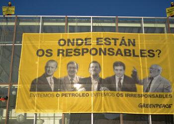 Greenpeace denuncia que España continúa sin estar preparada para afrontar catástrofes ambientales