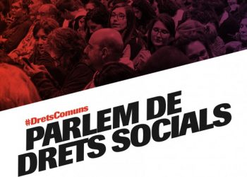 'Parlem de drets socials' amb Xavier Domènech