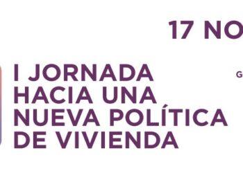 I Jornada 'Hacia una nueva política de vivienda' en Madrid