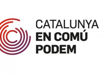 Catalunya en Comú – Podem llança el logo de campanya