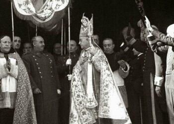 La Federación Estatal de Foros por la Memoria pide a la Iglesia española que pida perdón por su participación en la guerra y su colaboración con la dictadura