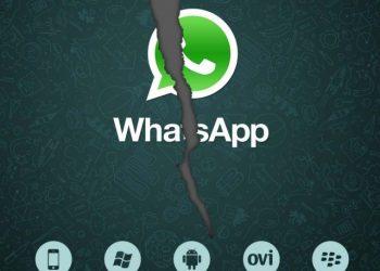 WhatsApp cae durante una hora en áreas de Europa y el sudeste de Asia