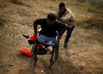 Palestina. La ONU dice que la muerte de un manifestante palestino en silla de ruedas es 'incomprensible'