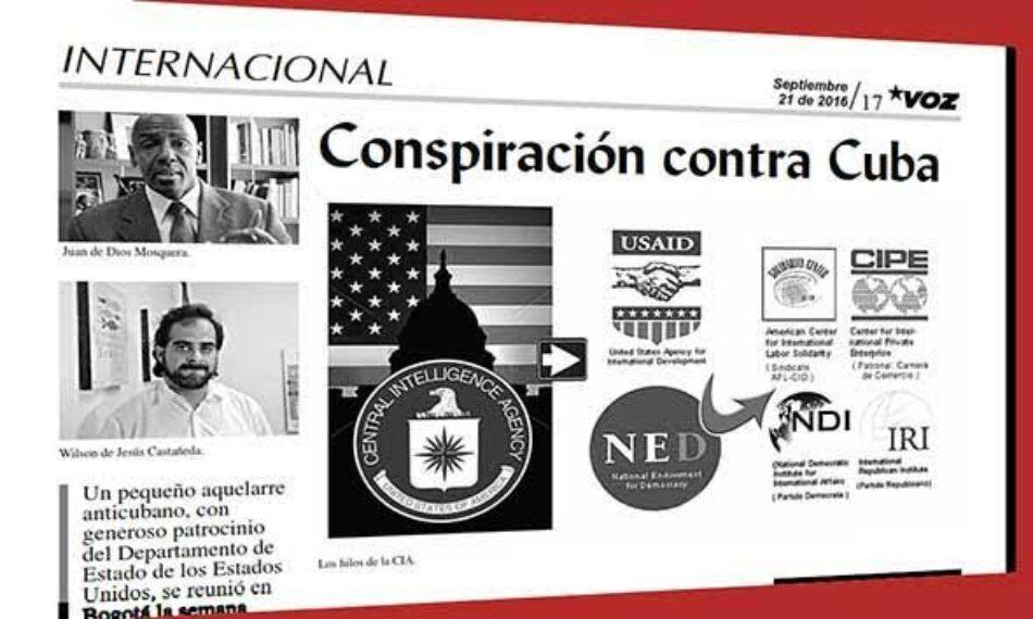 "¿Dólares ""inocentes"" a las ong´s para reventar Cuba desde adentro?"