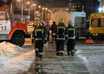 Putin tilda de atentado terrorista explosión en San Petersburgo