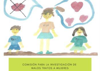 Presentación del Manual de Intervención Psicosocial con Menores de la Comisión para la Investigación de Malos Tratos a Mujeres