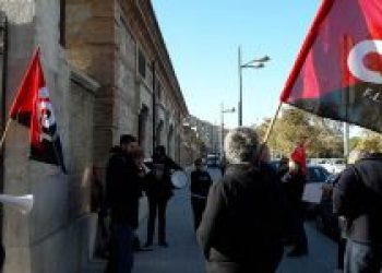 CGT, CCOO y GT: Paros en la Fundación Deportiva Municipal de València