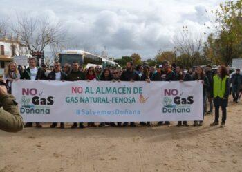 Marina Albiol envía al Parlamento Europeo el informe del Defensor del Pueblo sobre Doñana e insiste en que Bruselas mande una misión de investigación sobre el terreno