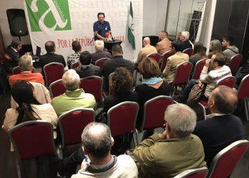 La Asamblea Nacional Andaluza abre los actos del Día Nacional de Andalucía en Málaga