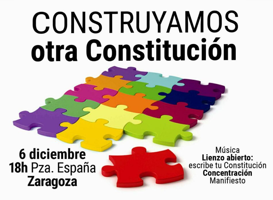 """Concentración 6D """"CONSTRUYAMOS otra constitución"""""""