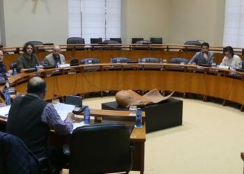 """En Marea ve unha """"tomadura de pelo"""" e unha provocación o plan de traballo presentado pola Mesa da Comisión especial de Incendios, baseado exclusivamente na proposta do PP"""