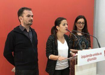 """IU respalda el trabajo de Sánchez Mato y del resto de sus concejales/as en el Ayuntamiento de Madrid, niega la ruptura en Ahora Madrid y apuesta por """"normalizar los disensos desde la radicalidad democrática"""""""