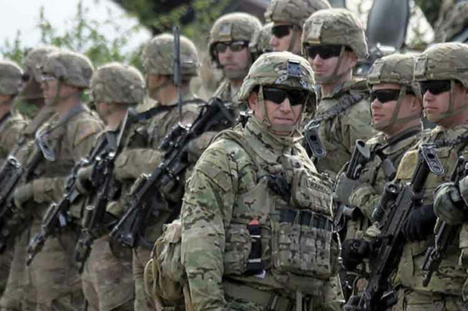 Trump ratifica su apuesta por el uso de la fuerza militar