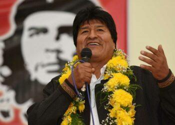 Evo Morales califica al capitalismo como el peor enemigo del ecosistema