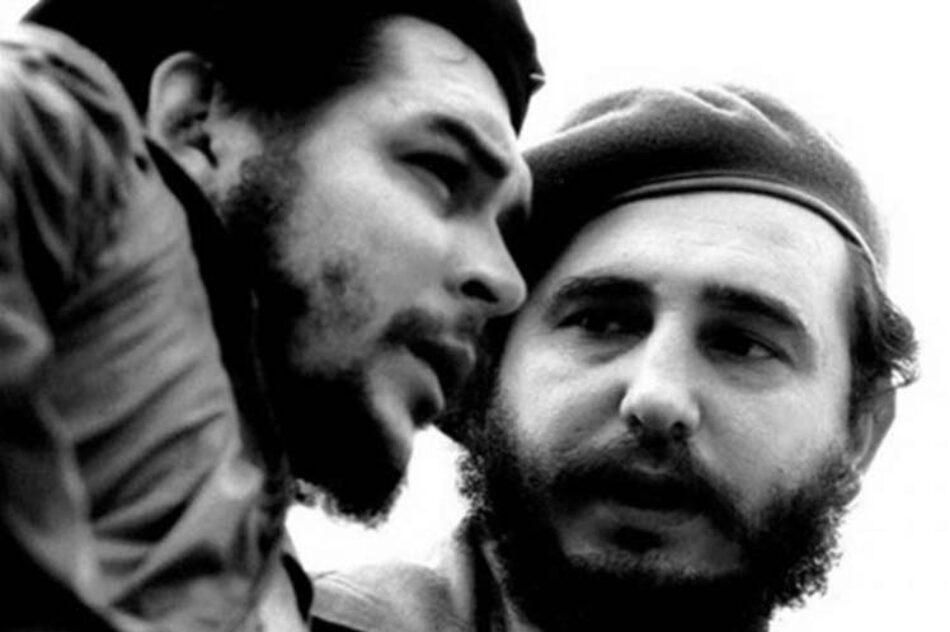 Fidel y Che guían la lucha por un mundo mejor, afirman en Bruselas